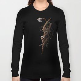 Rusted Flowers 2 Long Sleeve T-shirt