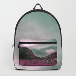 Pink Norway - Norwegian Lapponian Gate Backpack