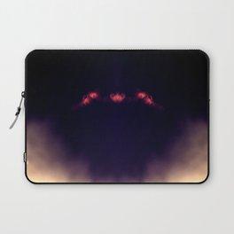 Blood Moon Shadow Laptop Sleeve