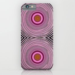 DOUBLE SPIN iPhone Case