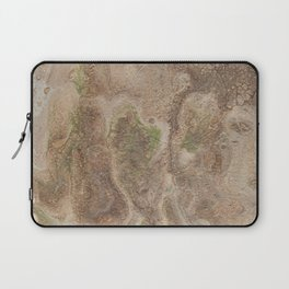 Acrylic Flow #0303 - Cafe Condescension Laptop Sleeve