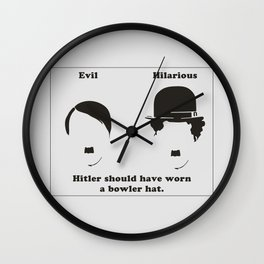 Evil/Hilarious Wall Clock