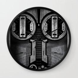 D1 Industrial Wall Clock