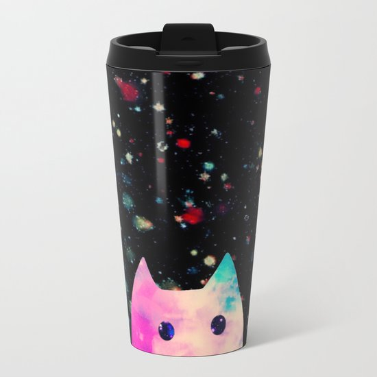 cats-6 Metal Travel Mug