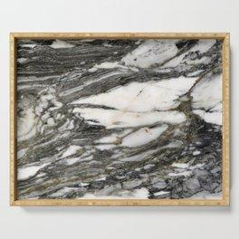 Carrara Marble Serving Tray
