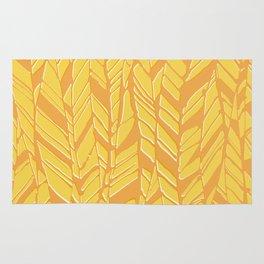 sunny feather texture Rug