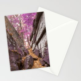 Gettysburg Grotto - Lavender Fantasy Stationery Cards