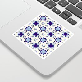 Portuense Tile Sticker