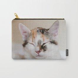 Sleepy cat (II) Carry-All Pouch
