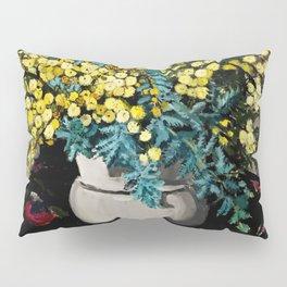"""""""Wattle"""" by Margaret Preston Pillow Sham"""