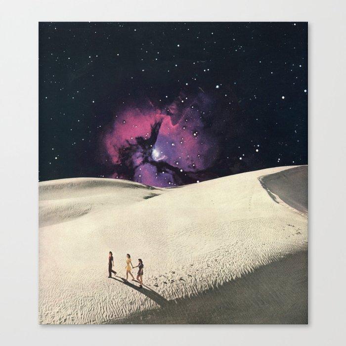 Desert Nights Canvas Print