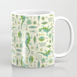 Retro Reptiles Coffee Mug