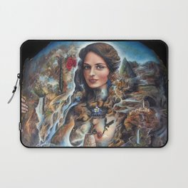 Our Lady of Water Laptop Sleeve