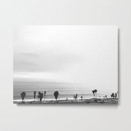 Capo Beach Metal Print