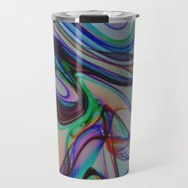 Abstract Composition 501 Travel Mug