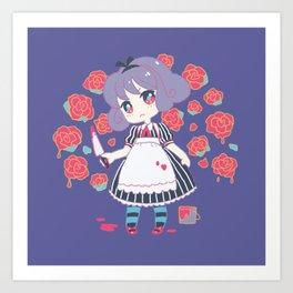 Nightmare Alice Art Print