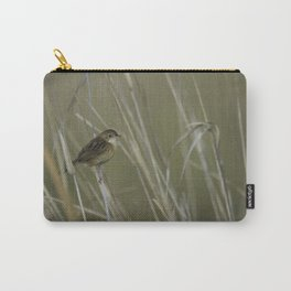 Little Brown Bird Carry-All Pouch