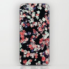 Floral Ecstasy Painting iPhone Skin