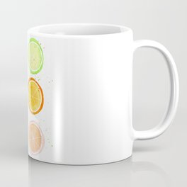 Citrus Fruit Coffee Mug