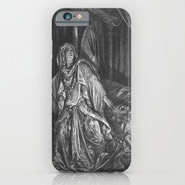 Gustave Doré - La Grande Bible de Tours (1866) 112 Judith and Holofernes iPhone Case