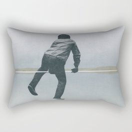 Take the chance Rectangular Pillow