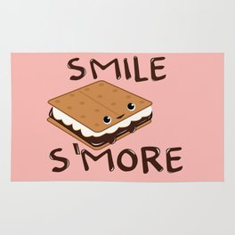 Smile S'more Rug