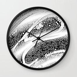 bone marrow Wall Clock