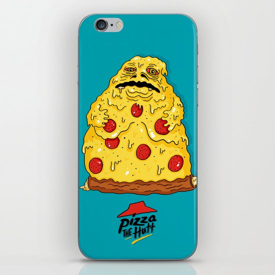 Pizza The Hutt iPhone & iPod Skin