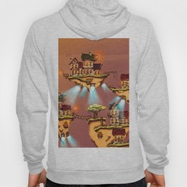 The floating islands Hoody