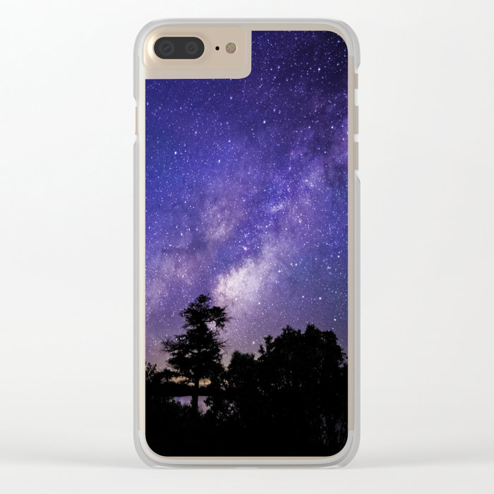 Home Away From Home II Clear iPhone Case
