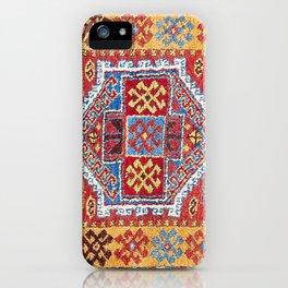 Adiyaman  Antique Turkish Rug iPhone Case