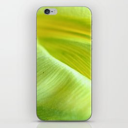 Tulip Print iPhone Skin