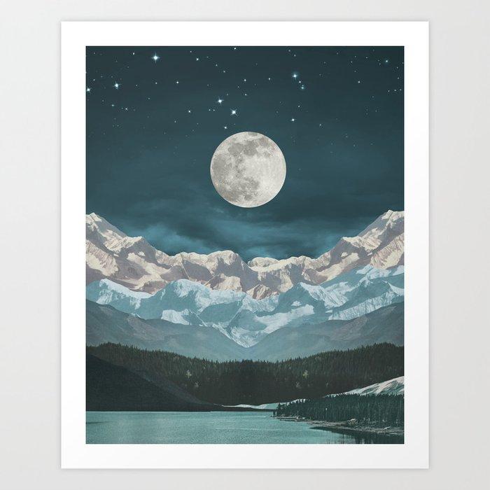 Elevations Art Print