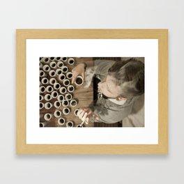 99 Coffee Framed Art Print