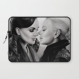 SwanQueen: The Untold Story Laptop Sleeve