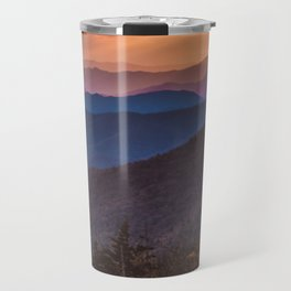 Clingman's Dome Travel Mug