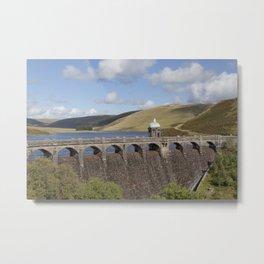 Craig Goch Dam Metal Print