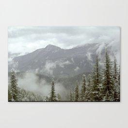 Coast Starlight View (1) Canvas Print