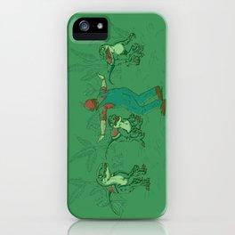 Yoshi Training iPhone Case