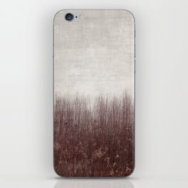 Hidden Vigor in Winter iPhone Skin