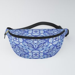 For the Love of Blue - Pattern 372 Fanny Pack