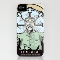 Total Recall - Arnold Schwarzenegger Flavour Slim Case iPhone (4, 4s)