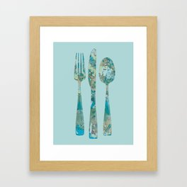Culinary art Framed Art Print