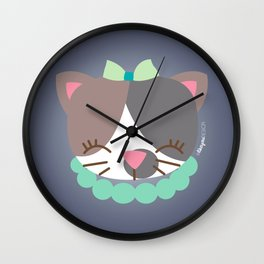 Chat - Collection Dandynimo's - Wall Clock