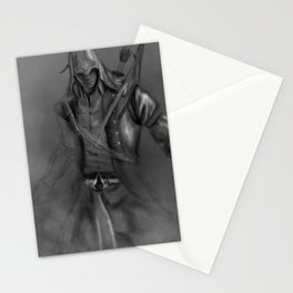 Connor Kenway Stationery Cards