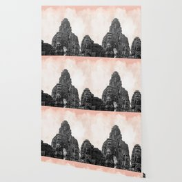Angkor Wat with candy Wallpaper