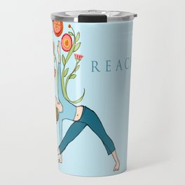Yoga Girls_Reach_Robin Pickens Travel Mug