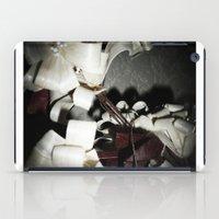 valentine iPad Cases featuring Valentine by Françoise Reina
