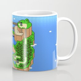 The World of Super Mario Coffee Mug