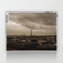 Rooftop view of Paris Laptop & iPad Skin